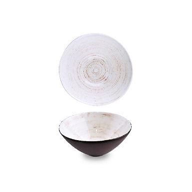 Bowl Alar Sílice Kratos, Porcelain, Ø14cm