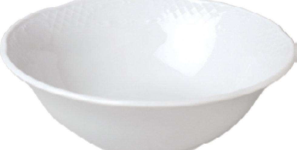 Bowl Gural Porselen Flora, Porcelain, White, 3 Sizes