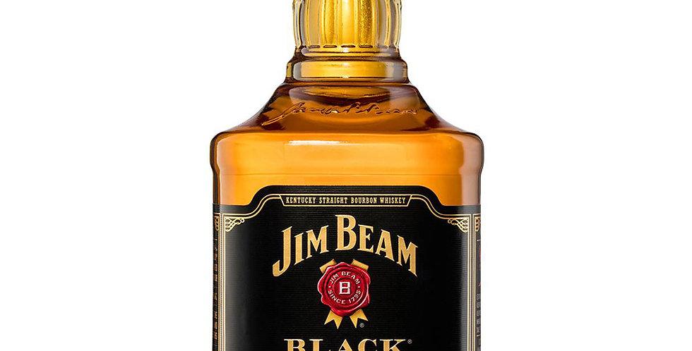 Jim Beam Black Extra Aged Bourbon Whiskey, 700ml
