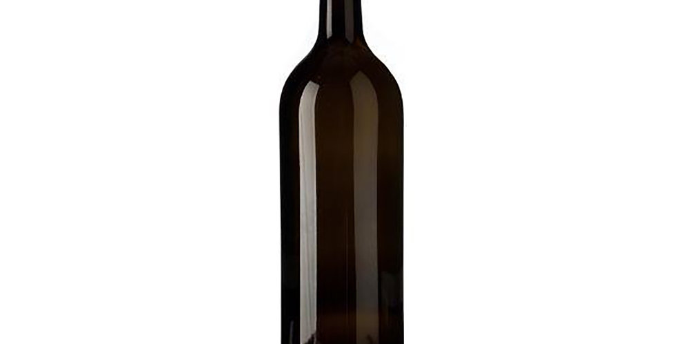 Bottle Bordolese Italia, Glass, Antique, 3000ml