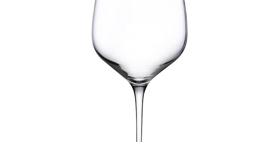 Red Wine Glass Nude Refine, Crystal, 610ml