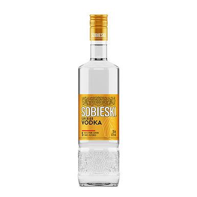 Sobieski Superior Gold Vodka, 700ml