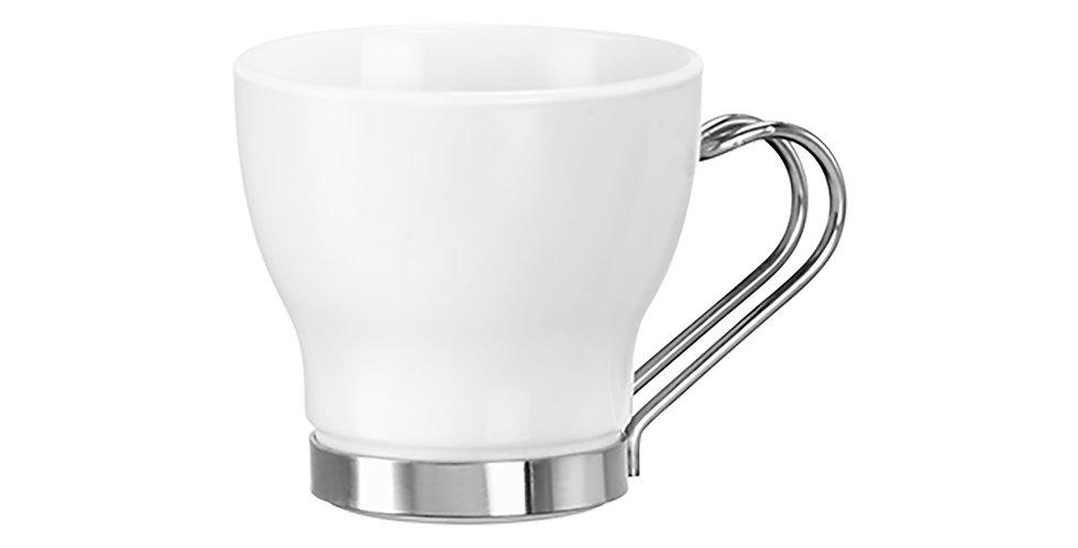 Espresso Cup Bormioli Rocco Aromateca Oslo White, 109ml