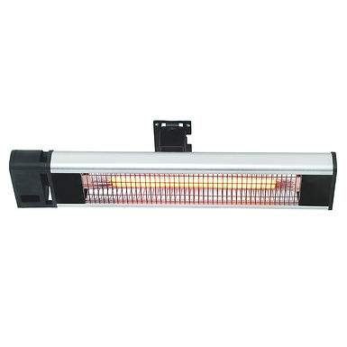 Electric Heater Scientec, Waterproof, Wall and Ceiling Mounted, 1800W