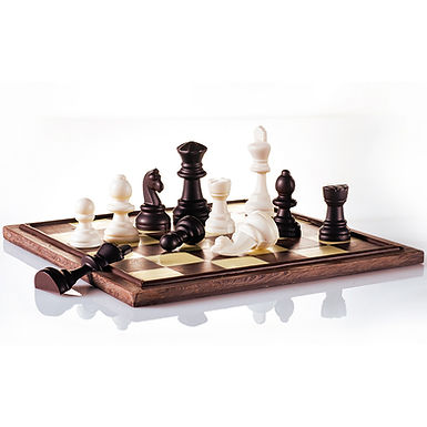 Chess Game Pieces Mold Martellato, Thermoformed, 20 pcs, Ø25/35x40/80mm, 11/36g
