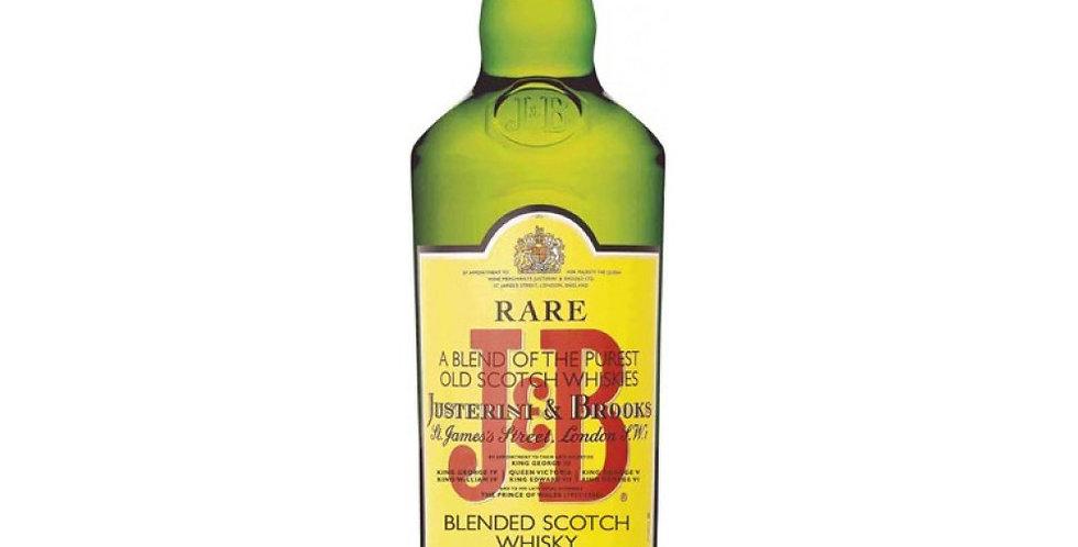 J&B Scotch Whisky, 1L