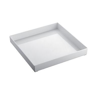 Self Service Tray Goldplast, Polystyrene, 30x30cm
