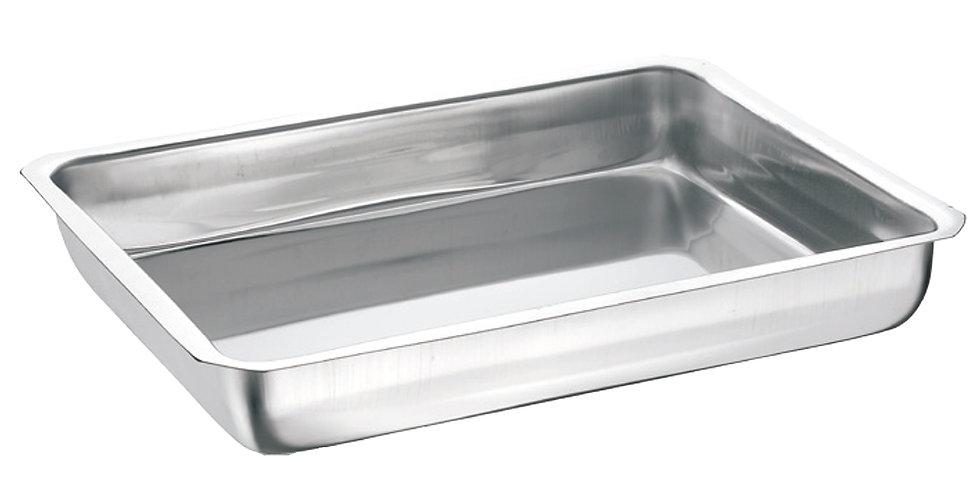 Baking Pan Super Casa, Rectangular, Inox 18/C, 37x47cm