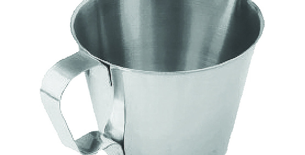 Cup for Coffee Grinder Machine, Inox, 250ml