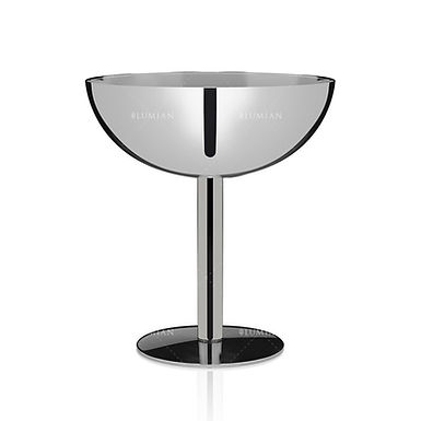 Champagne Cup Lumian Gatsby, Stainless Steel, Silver Color, 200ml