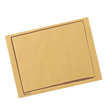 Placemat Leone Dallas, Paper, Straw Paper, 500 pcs, 30x40cm
