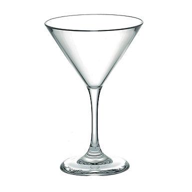 Martini Glass Guzzini Happy Hour, Polycarbonate, 160ml