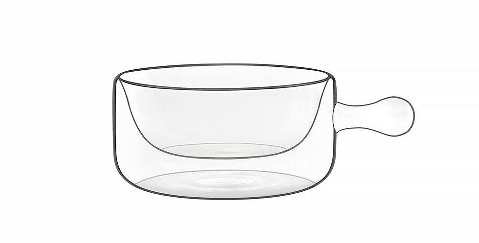 Saucepan Luigi Bormioli Food&Design, with Handle, 160ml