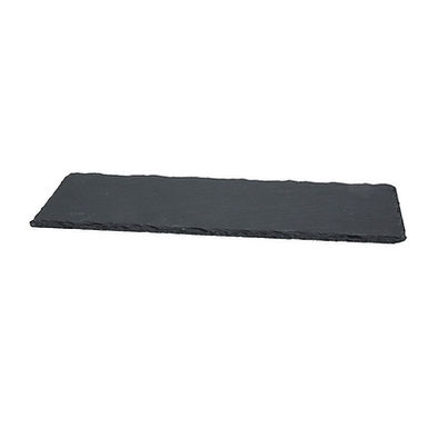Tablet Plate Tognana Olly, Rectangular, Slate, 36x13cm