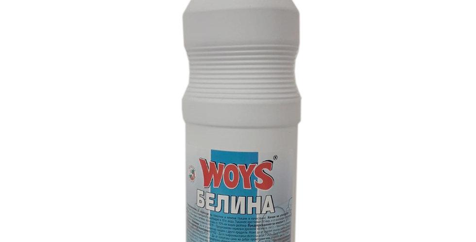 Bleach Woys