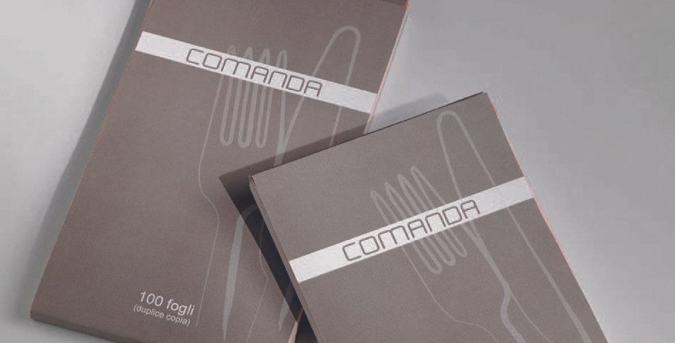 Block of 100 Sheets Leone, Carbonless Copy Paper, 10 pcs, 10x14.5cm