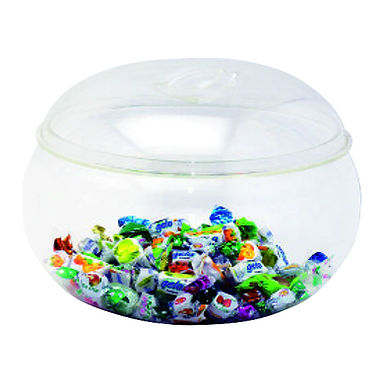 Candy Container, Plexiglass, 2 Sizes