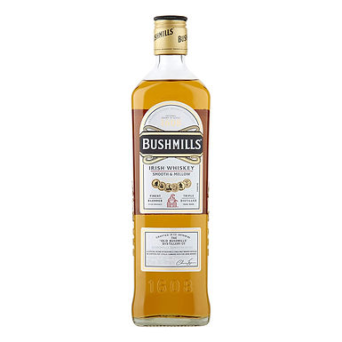 Bushmills Irish Whiskey, 700ml
