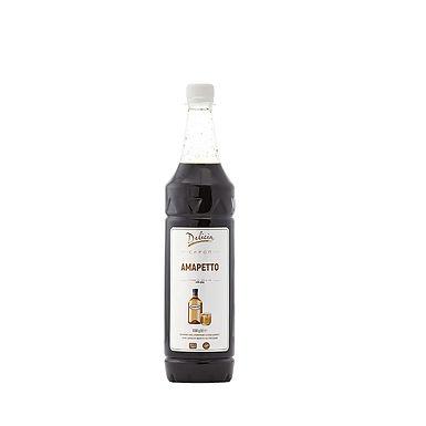 Amararetto Syrup Delicia, 1.3kg PET Bottle