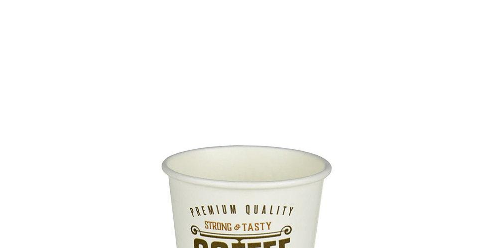 Disposable Cup, Coffee Always Fresh, 4oz, 125ml