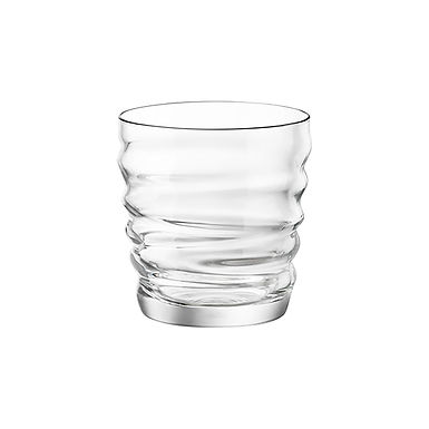 D.O.F. Glass Bormioli Rocco Riflessi, 370ml