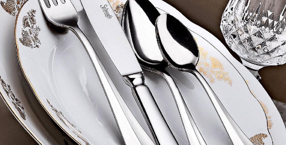 Long Drink Spoon Salvinelli Baguette, Inox 18-10, 3.5mm, 200mm