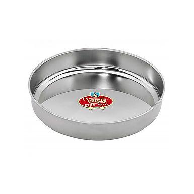 Baking Pan Venus, Round, Stainless Steel, Ø30cm
