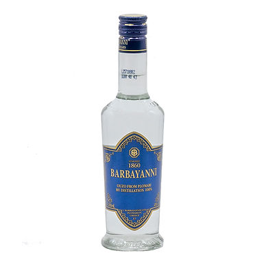 Barbayanni Blue Ouzo, 700ml