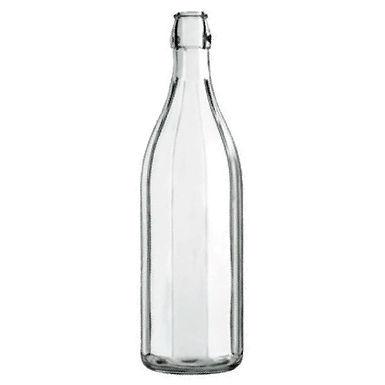 Bottle Costolata, Glass, 1000ml