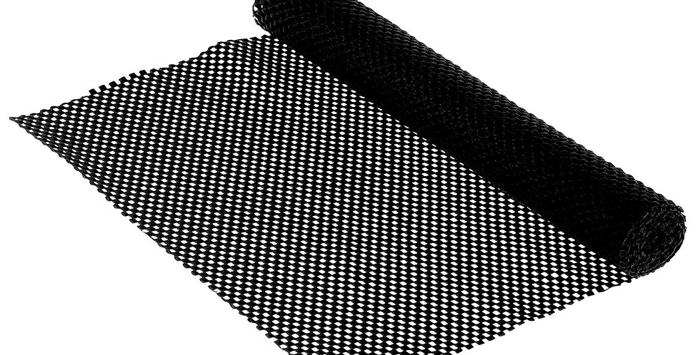Antislip Bar Mat Leone, PVC, Black, 1 pc, 30X110cm