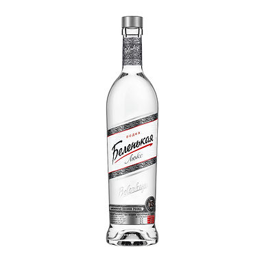 Belenkaya Lux Vodka, 1L