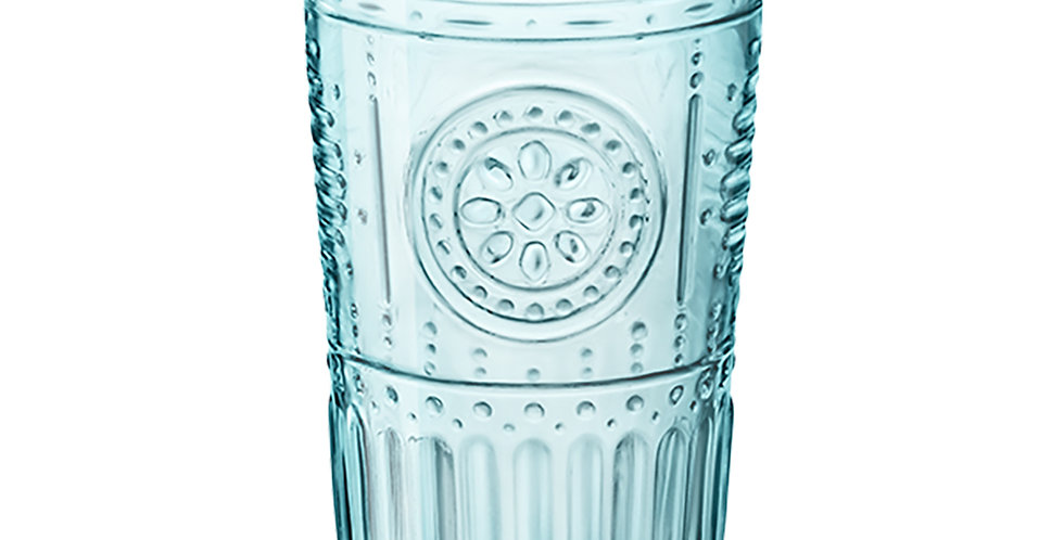 Cooler Glass Bormioli Rocco Romantic Candy, 3 Colors, 475ml