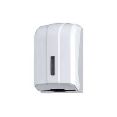 Interfold Toilet Tissue Dispenser Medial International Wave