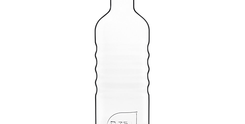 Water Bottle Luigi Bormioli Optima, 750ml