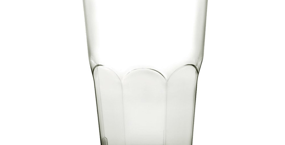 Disposable Cup Goldplast Old Fashion, PS, Transparent, 400ml