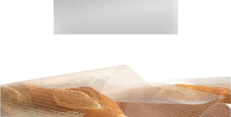 Pouch Bag, PP, Perforated, Transparent, 1000pcs., 23x45cm