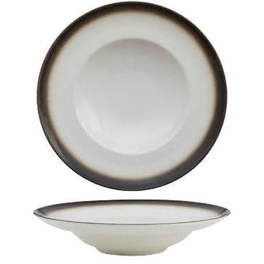 Pasta Plate Gural Porselen Avanos, Bone China, 4 Colors, 2 Sizes