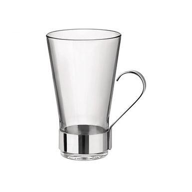 Latte Macchiato Cup Bormioli Rocco Ypsilon, Tempered, 320ml