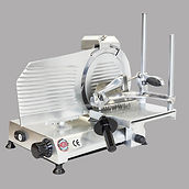Vertical Meat Slicer Mistro VM 250 ECONOMIC Big Arm CE, Professional, 25cm Blade