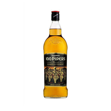 100 Pipers Scotch Whisky, 1L