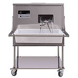 Cutlery Polisher Frucosol SH7000, up to 8500 pcs. / hour