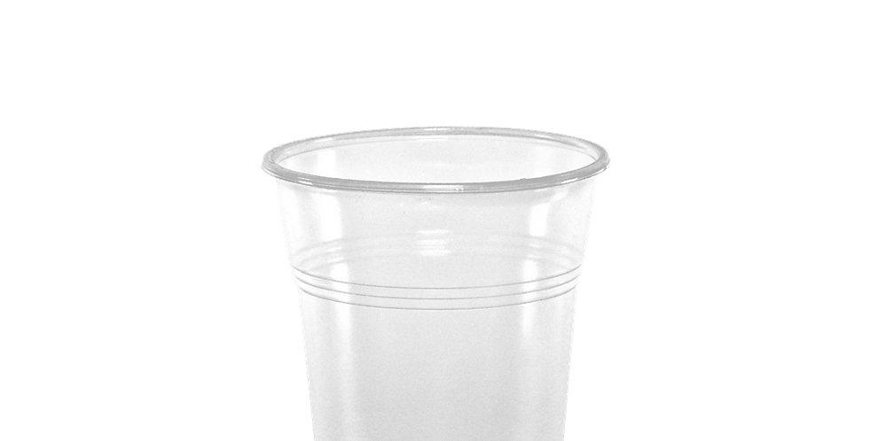 Disposable Cup, PP, Transparent, Ø9.5x12cm, 7.2gr, 400ml
