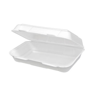 Meal Box, EPS (Styrofoam), 24x14x7cm