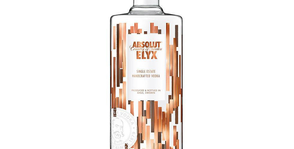 Absolut Elyx Vodka, 1L