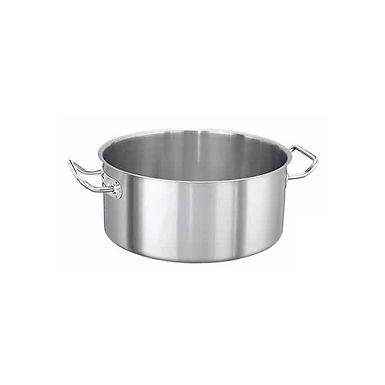 Casserole Pot Super Casa, Inox 18/10, 4.5L, Ø24x10cm