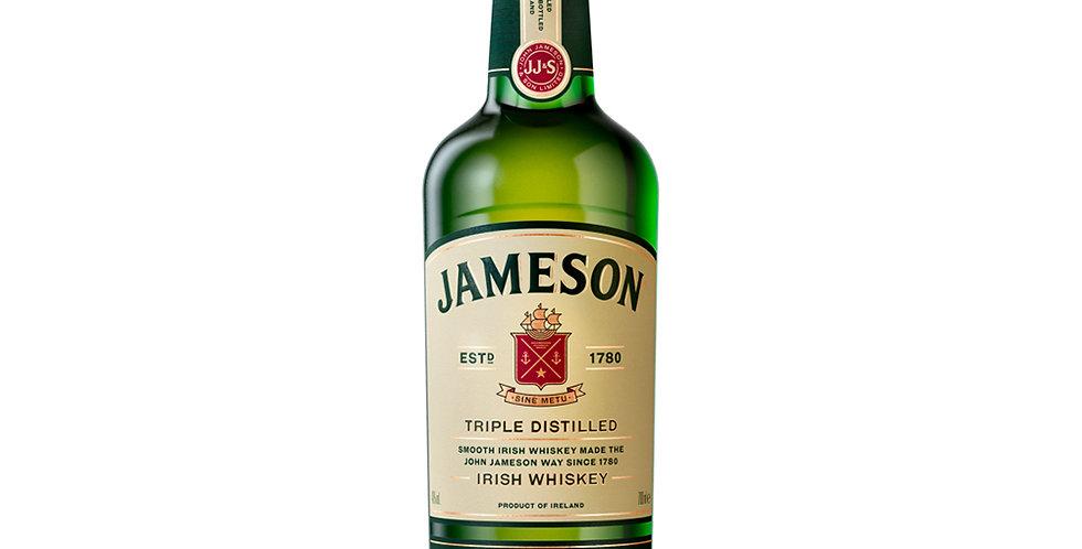 Jameson Irish Whiskey, 700ml