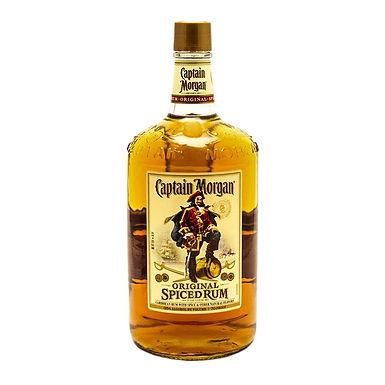 Captain Morgan Original Spiced Rum, 1L