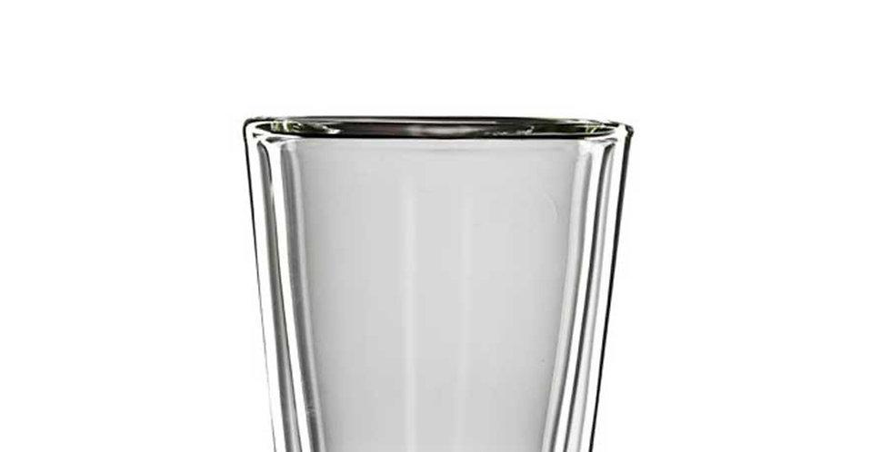Cappucino Glass bloomix Milano, 200ml