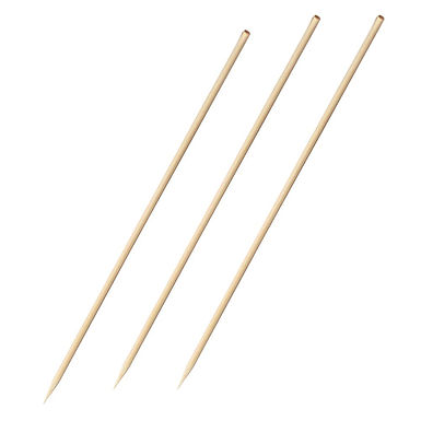 Skewers, Bamboo, 200pcs, 21.5cm