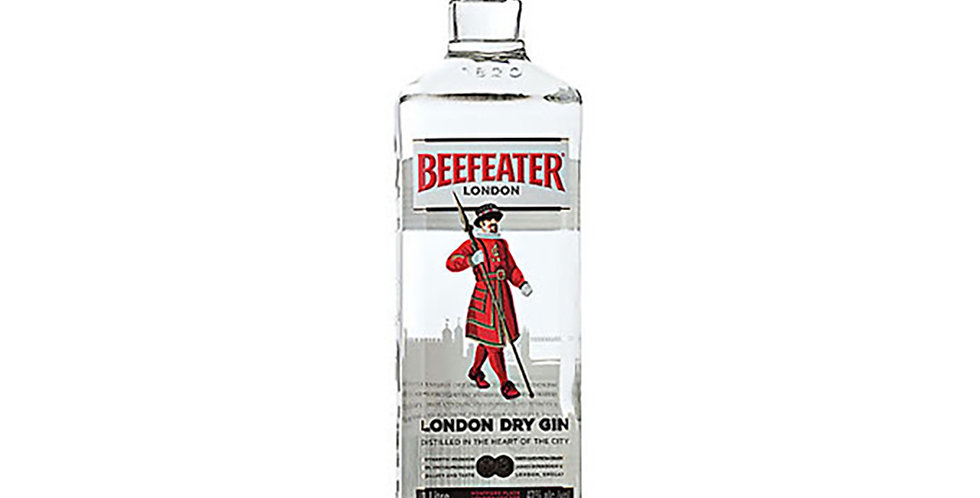 Beefeater London Dry Gin, 1L